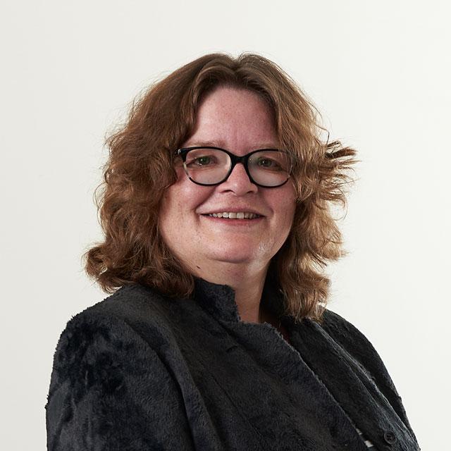 Anne-Mariek van der Kraats